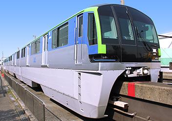 東京モノレール:モノレールFUN>モノレールの特徴