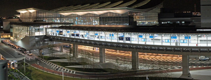 東京モノレール:モノレール路線案内>羽田空港国際線ビル駅>構内情報
